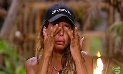 sarah altobello lacrime isola