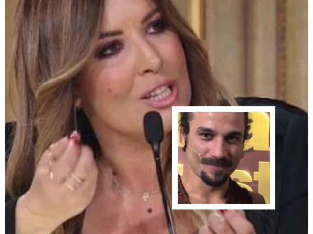 Selvaggia Lucarelli e Osvaldo: il fidanzato fa chiarezza sui messaggi in diretta