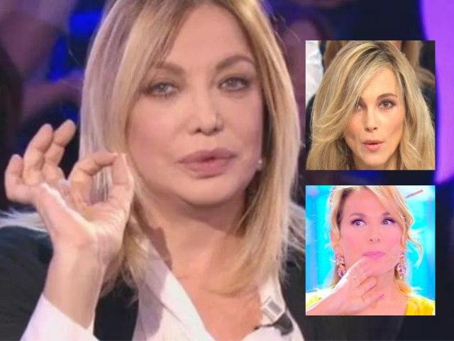 La Vita in Diretta, Simona Izzo: 2guardo sempre Francesca Fialdini. Frecciatina A Barbara d'Urso?