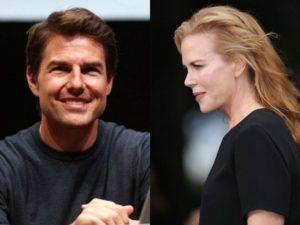 Tom Cruise e Nicole Kidman: è guerra per il matrimonio del figlio
