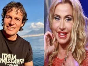 Patrick Baldassari, Valeria Marini dichiarazioni amicizia