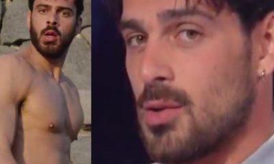 """Storie Italiane, l'attore Michele Morrone sui figli: """"Non li vedo da 7 mesi"""""""