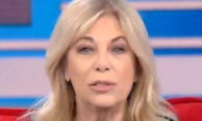 Vieni da Me: Rita Dalla Chiesa parla di fabrizio frizzi e si sfoga con Caterina Balivo