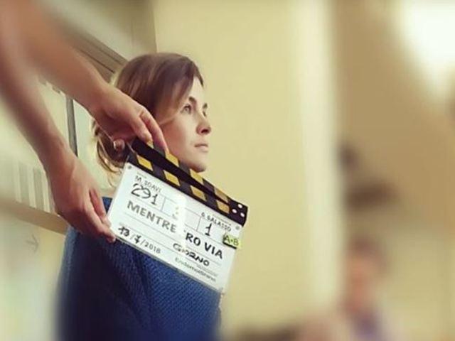 Mentre ero via: Vittoria Puccini confessione sul personaggio di Monica