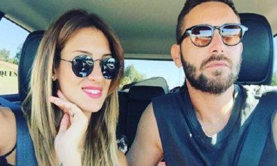 Alessandra De Angelis e Emanuele D'Avanzo, nato secondo figlio