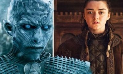arya uccide night king a game of thrones