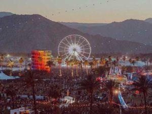 Luogo Coachella Festival Style
