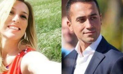 Luigi Di Maio fidanzata Virginia Saba