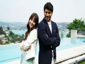 Dolunay, Bitter Sweet, soap Canale 5