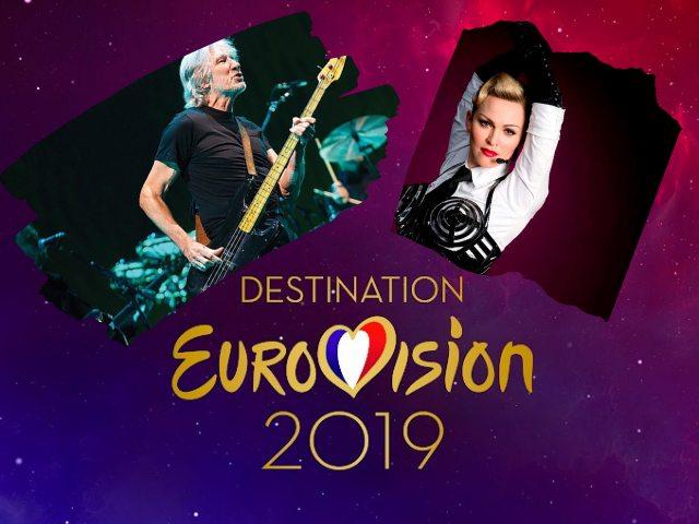 Madonna rinuncia all'Eurovision? L'appello di Rogers Waters