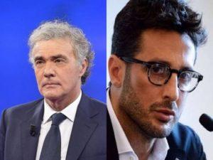 Massimo Giletti difende Corona e si scaglia contro l'Isola dei Famosi