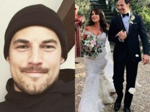Grey's Anatomy, Giacomo Gianniotti si è sposato
