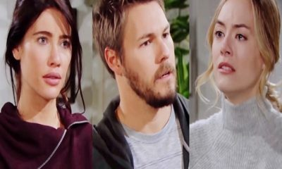 hope incinta decisione steffy e liam