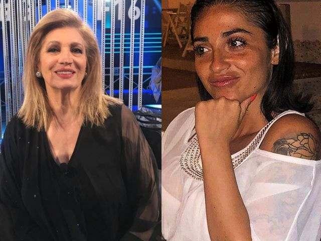 Serena Rutelli al Gf ringrazia i genitori: la gaffe di Iva Zanicchi svela tutto