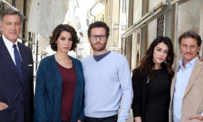 cast completo e numero puntate L'Aquila Grandi Speranze