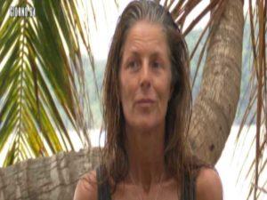 Marina La Rosa capelli ricrescita