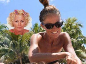 """Isola dei Famosi, Cristina Plevani commenta Marina La Rosa. """"vincitrice morale, l'ho invidiata"""""""