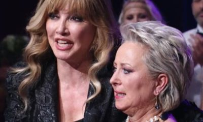 milly carlucci piange per carolyn smith
