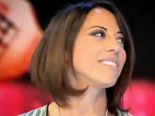 Nunzia De Girolamo smile