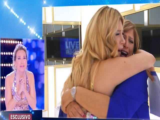 Paola Caruso, risultato test dna: Imma è la vera madre, la d'Urso in lacrime