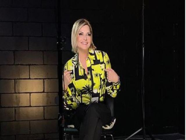 Simona Ventura al timone di The Voice e di un altro show musicale? le parole della conduttrice