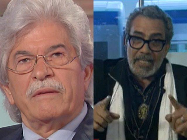 Razzi Mariotto scontro Storie Italiane