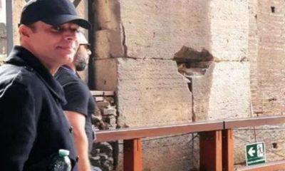 Turista d'eccezione al colosseo: Ricky Martin sorprende tutti