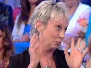 """Vieni da me: Rita Forte in ritardo da Caterina Balivo """"tutti in fibrillazione"""""""