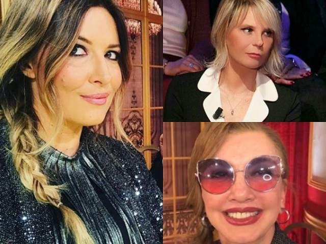 Maria De Filippi e Milly Carlucci, pace fatta grazie a Selvaggia Lucarelli