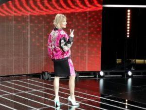 Simona Ventura The Voice