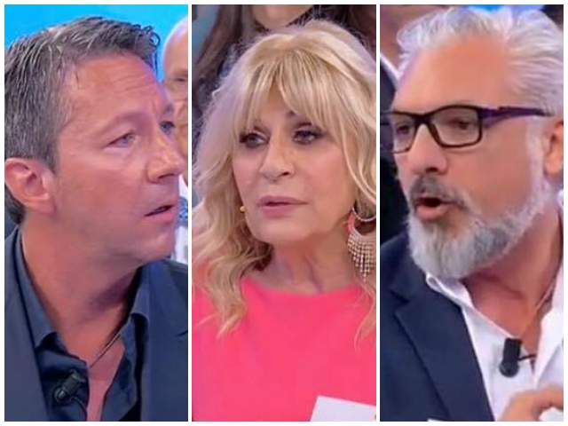 Trono Over: Rocco asfaltato, Stefano e Gemma nel caos