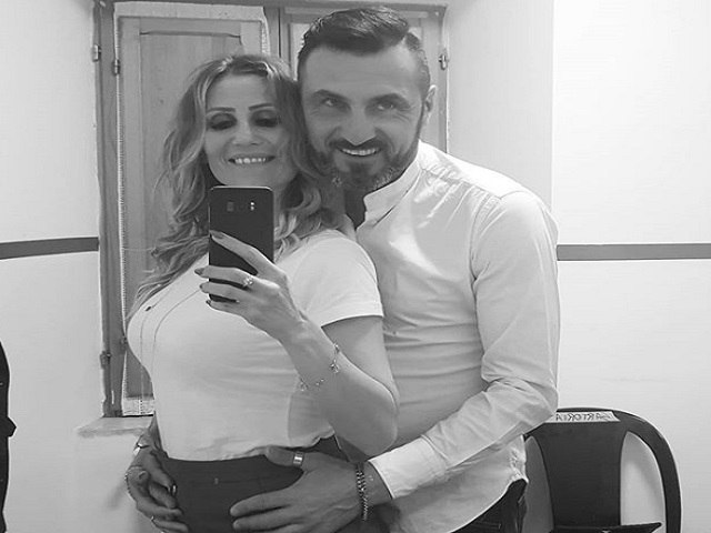 Ursula e Sossio camicia white