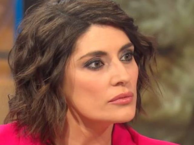 Elisa Isoardi gennaio 2020