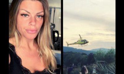 francesca del taglia compleanno in elicottero