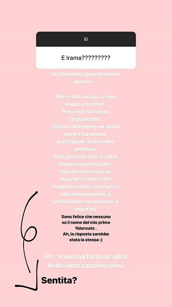 irama pink