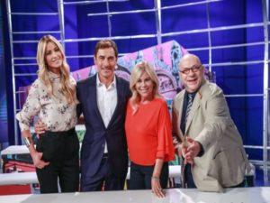Italia Si: Marco Liorni sostituisce Cristina Paodi dopo Domenica In con Mara Venier? L'ipotesi