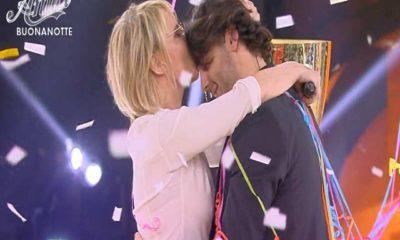 Alberto vince Amici 2019