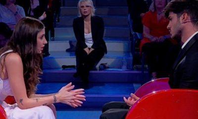 Angela Nasti non sceglie Luca