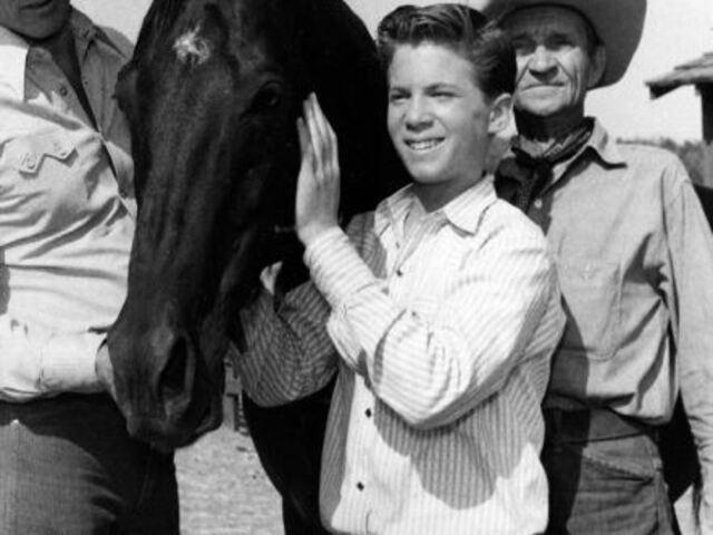Furia cavallo del west: muore lìinterprete del piccolo domatore Bobby Diamond