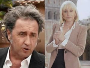 Carrà e Sorrentino, retroscena Oscar La grande bellezza