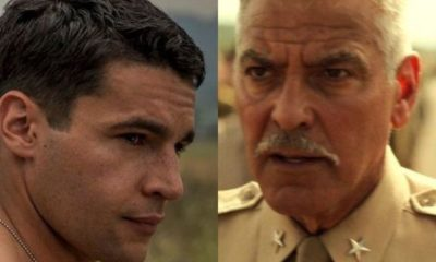 Catch 22: Christopher Abbott sosia George Clooney