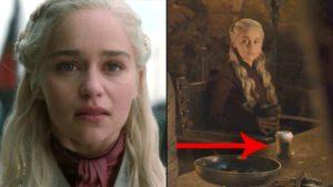 daenerys con tazza starbucks