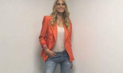 """Elena Santarelli a Italia Si: """"Ecco perché ho vietato a Mio marito di partecipare a Ballando"""""""