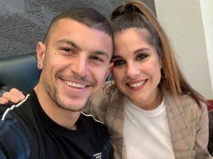 Ivana Icardi è tornata con il fidanzato