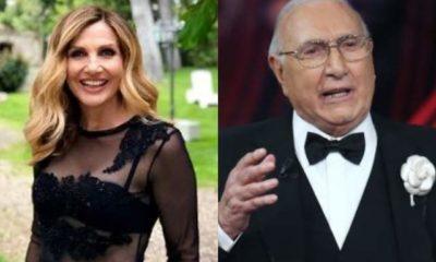 Pippo Baudo: Lorella Cuccarini ricorda il dramma e l'abbraccio
