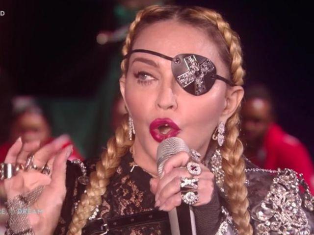 madonna all'eurovision 2019