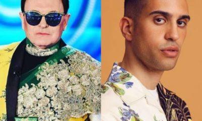 Mahmood Eurovision finale: arriva l'in bocca al lupo di Cristiano Malgioglio