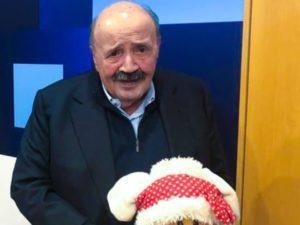 Compleanno Maurizio Costanzo: il conduttore festeggia 81 anni, l'intervista