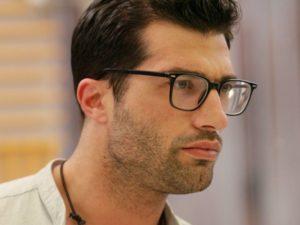 michael terlizzi con occhiali