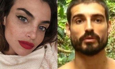 Nicole Mazzocato reagisce al video di Fabio e Violeta